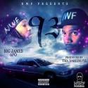 Big James 6FO - 93 mixtape cover art