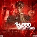 Big Pusha - Blood Sweat & Tears mixtape cover art