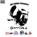 Big Shodd - 4Way Gorillaz mixtape cover art