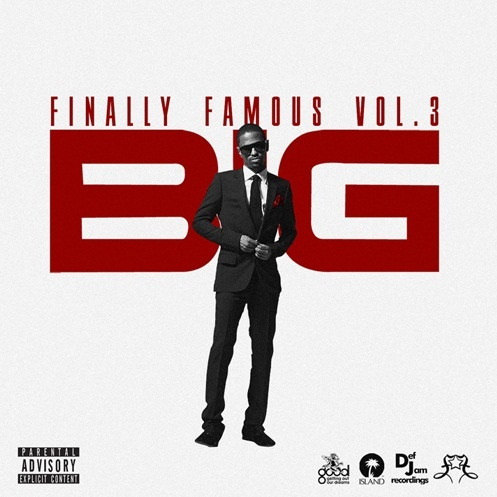 big sean finally famous cover. Big Sean - Finally Famous