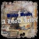 Binky Bandz - A Hood Letter mixtape cover art