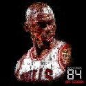 Bizzy Crook - 84 The Offseason mixtape cover art