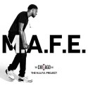 BJ The Chicago Kid - The M.A.F.E. Project mixtape cover art