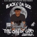 Black47 Da'GOD - City Of God EP mixtape cover art