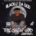 Black47 Da'GOD - City Of God EP mixtape cover art