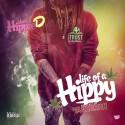 Black Hippie D - Life Of A Hippy mixtape cover art