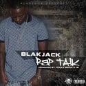 Blak Jack - Rap Talk mixtape cover art