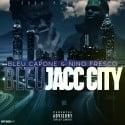 Bleu Capone - Bleu Jacc City  mixtape cover art