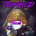 Blikka ElGwapo - Diaries Of A Trap God mixtape cover art