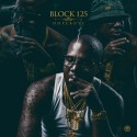 Block 125 - Thuggin, Strugglin & Hustlin mixtape cover art