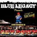 Blue Legacy - The Get Down mixtape cover art
