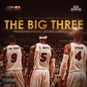 BMD Family - The Big Three mixtape cover art