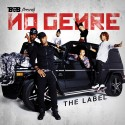 B.o.B - No Genre (The Label) mixtape cover art