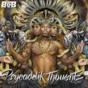 B.o.B - Psycadelik Thoughtz mixtape cover art