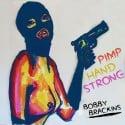 Bobby Brackins - Pimp Hand Strong mixtape cover art