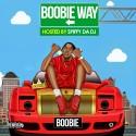 Boobie - Boobie Way mixtape cover art