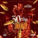 Boogotti Kasino - 30 Clip Shawty mixtape cover art