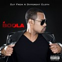 Boola - Cut From A Different Cloth mixtape cover art