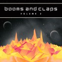 Booms & Claps 2 mixtape cover art