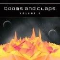 Booms & Claps 2 mixtape cover art