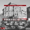 Boosie Badazz - Every Ghetto, Every City mixtape cover art