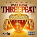 Boosie Badazz - Three Peat mixtape cover art