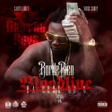 BordeRico - Da Cook Up 2 (Bloodline) mixtape cover art
