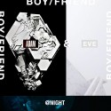 Boy/Friend - Adam & Eve @Night (The Remixes) mixtape cover art