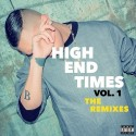 Brenmar - High End Times (The Remixes) mixtape cover art