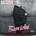 Bronsolini (Action Bronson) mixtape cover art