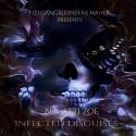 Bugatti Zoe - Infected Disguises  mixtape cover art