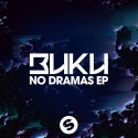 Buku - No Dramas EP mixtape cover art