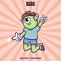 Bullseye - Gunslinger LP mixtape cover art