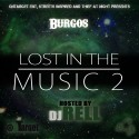 Burgos - Lost In The Music 2 mixtape cover art