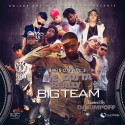 BW/SOB - We Got A Really Big Team 3 mixtape cover art