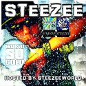 C-Steezee - World So Cold mixtape cover art