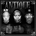 C1UB AM - Antique mixtape cover art