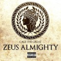 CageTheGreat - Zeus Almighty mixtape cover art