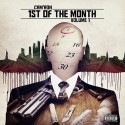 Cam'ron - First Of The Month, Vol. 1 mixtape cover art