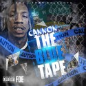 Cannon - The Blue Tape mixtape cover art