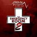 Cardiak Flatline - The Emergency Room 2 mixtape cover art