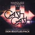 Cash Cash - 150K Bootleg Pack mixtape cover art