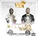 Cashmeir & Lipp - Million Gang mixtape cover art