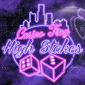Casino Troy - High Stakes mixtape cover art