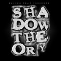 Casino Troy - Shadow Theory mixtape cover art