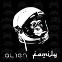 Catalyst & Obvi - Alien Family mixtape cover art