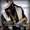 Ceo Boogie - The Return Of The Boogie Man 3  mixtape cover art