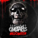 Certified Clubtapes Halloween mixtape cover art