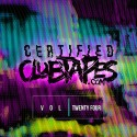 Certified Clubtapes, Vol. 24 mixtape cover art