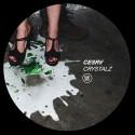 Cesrv - Crystalz mixtape cover art
